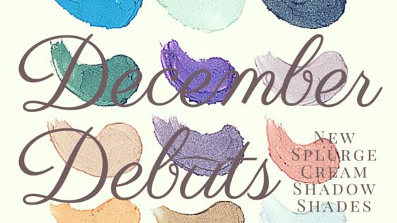 December Debuts